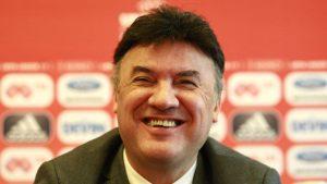 Още 3 клуба подкрепиха Михайлов за президент на БФС