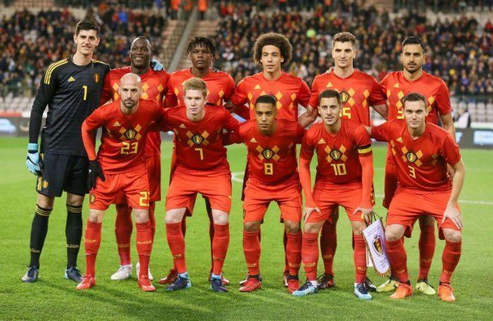 Белгия евро 2020