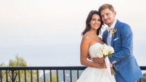 Давид Гофен се ожени